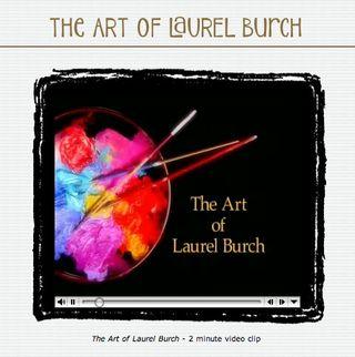 Laurel Burch Art Video Clip