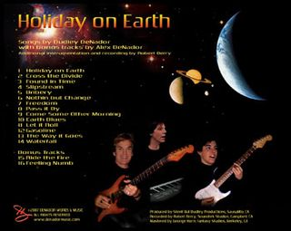 Holiday on Earth backcoverjpg