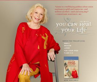 Louise Hay & Movie 10.08.09