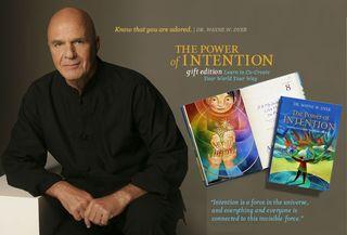 Power of Intention Wayne website homepage