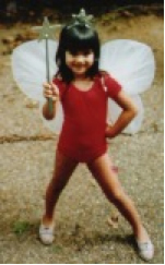 Diana KA Goddess age 3 wings