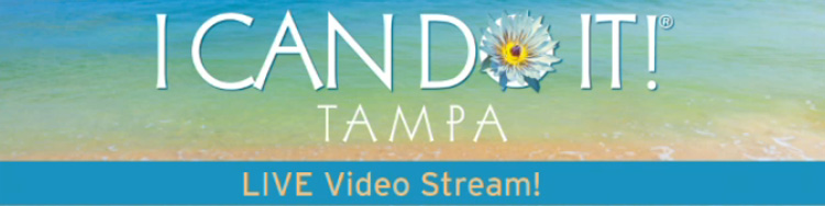 I CAN DO IT Live Stream Tampa 2011