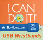 ICDI Pasadena Wristband