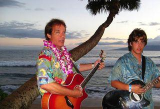 Zander & DCAT Guitars Maui