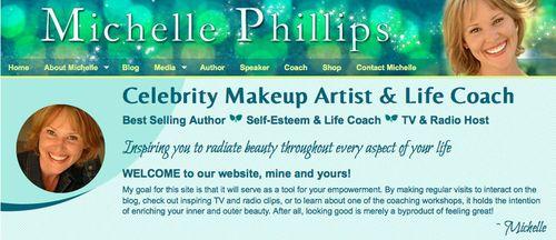 Michelle Phillips website 050112