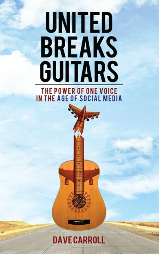 United Breaks Guitars Book Cover
