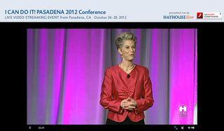 Deborah King Pasadena 2012 Live Video