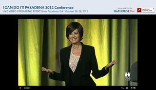 Debbie Ford ICDI Pasadena 2012