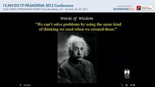 Bruce Lipton Einstein Quote
