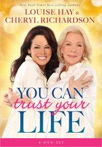 Louise & Cheryl DVD Cover You Can Trust Your Life