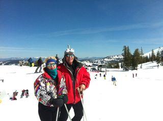 MJOY & DCAT Squaw Skiing 032313