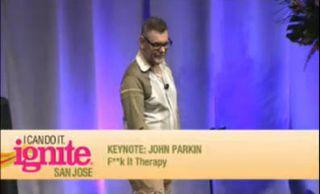 John Parkin SJ 031613