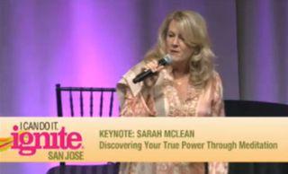 Sarah McLean SJ 031713