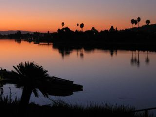 Corte Madera Creek Sunrise by Margaux Joy DeNador