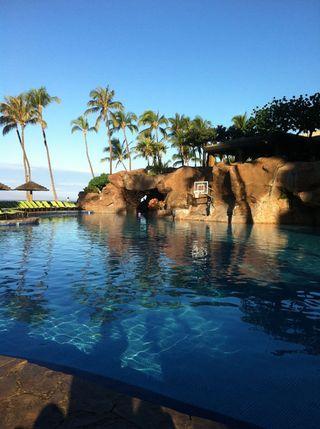 Hyatt Maui Pool AM MJOY 125 IMG_0546
