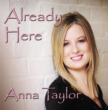 Anna Taylor Already Here Album Cover