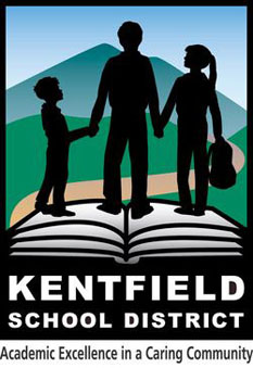 Kentfield School District logo 400
