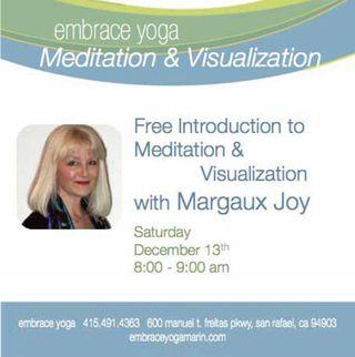Embrace Yoga Class MJOY SAT 121314