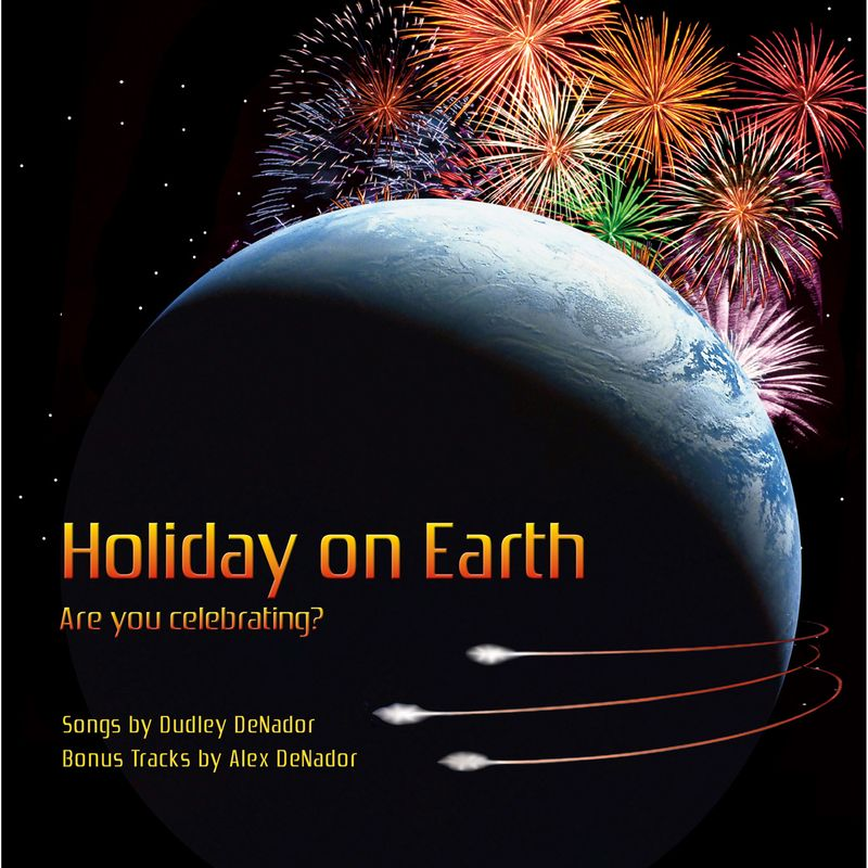 Holiday on Earth Cvr