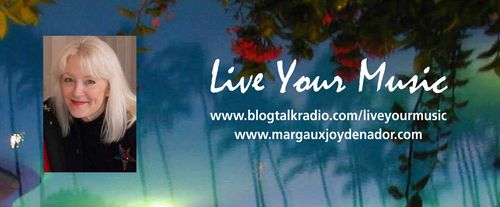 Live Your Music Radio Show Banner MJOY3 011316